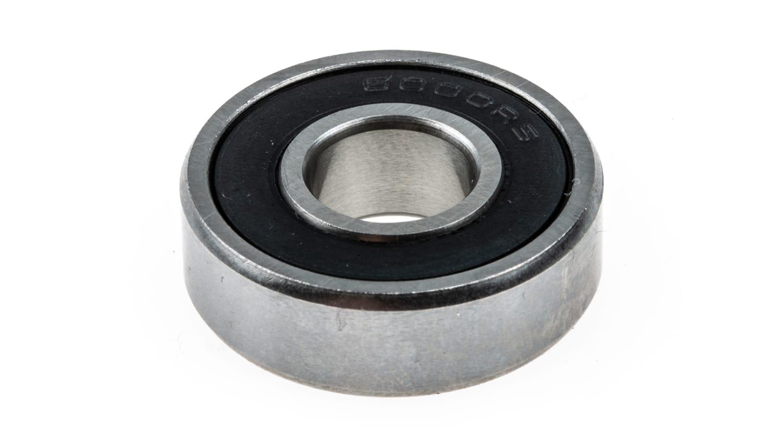 10 Bearing 6000RS 10x26 mm Sealed Metric Ball Bearings
