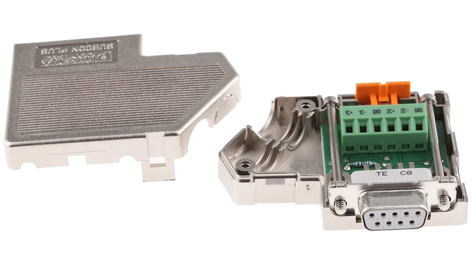 Details about  /*NEW* PHOENIX CONTACT SUBCON-PLUS-CAN CONNECTOR 2744694