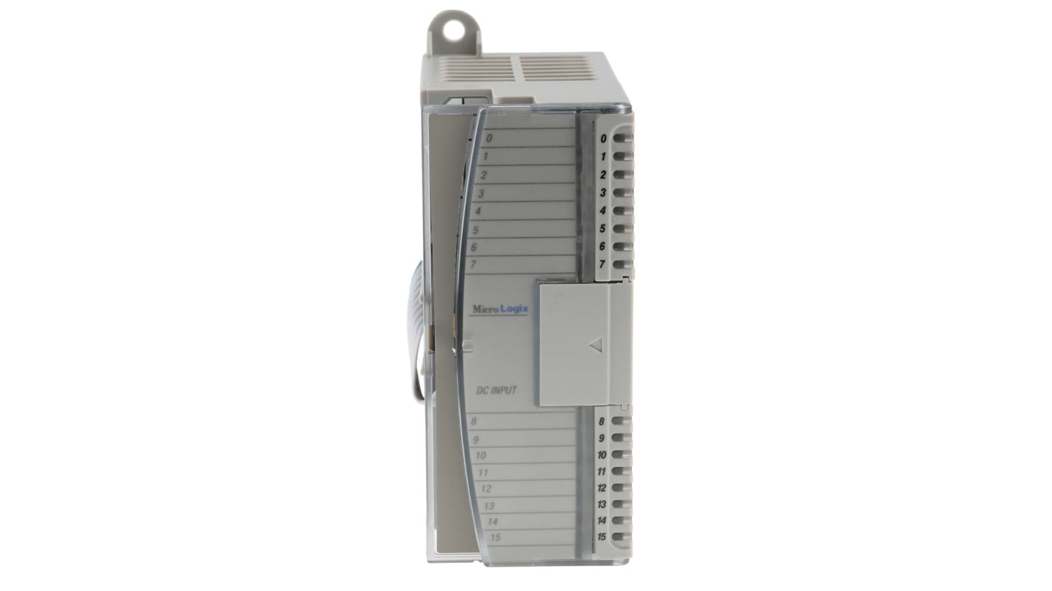 1762 Iq16 Allen Bradley Plc I O Module For Use With Micrologix 1100 Series Micrologix 1200 Series Micrologix 1400 Series 87 Rs Components