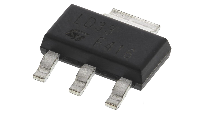 Stabilisateur De Tension LDO ligne pas réglé 3,3 V 0,95 a ld1117dt33ctr ungerege