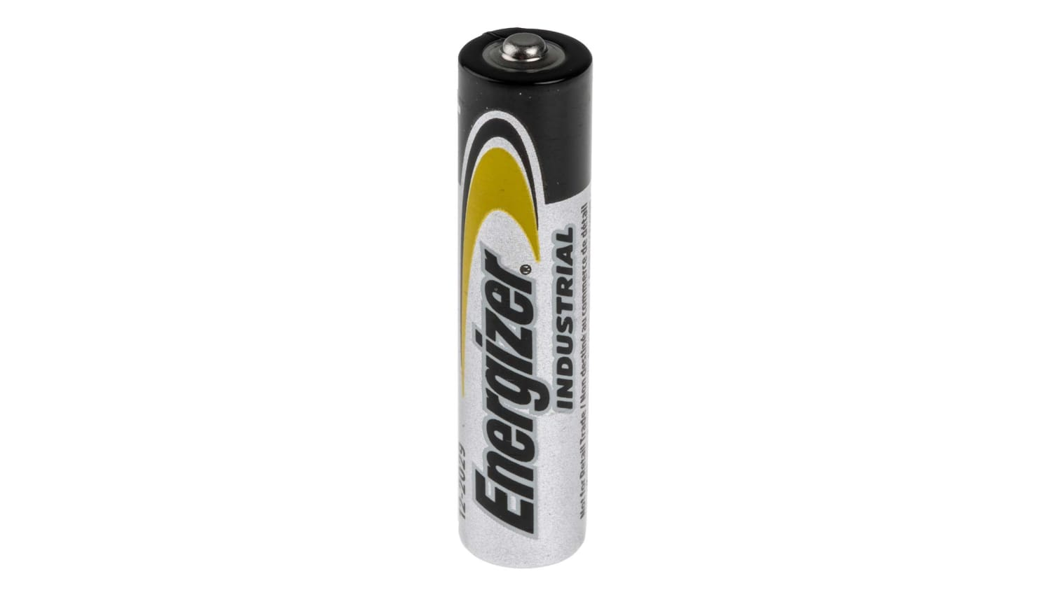 7638900361063 Energizer Industrial Alkaline Aaa Batteries 1 5v 10 Pack Rs Components