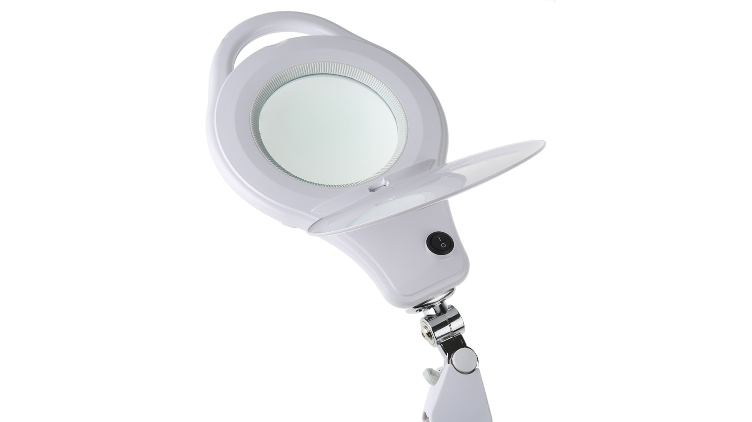 Rs Pro Led Magnifying Lamp With Table Clamp Mount 3dioptre 125mm Lens Dia 125mm Lens Rs Components