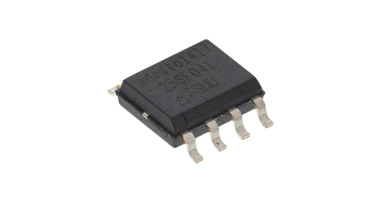 Rapids 85MHz 1,65 ÷ 3,6V SO8 Tube AT45DB041E-SSHN-B Ser Flash Memory 4Mbit Spi