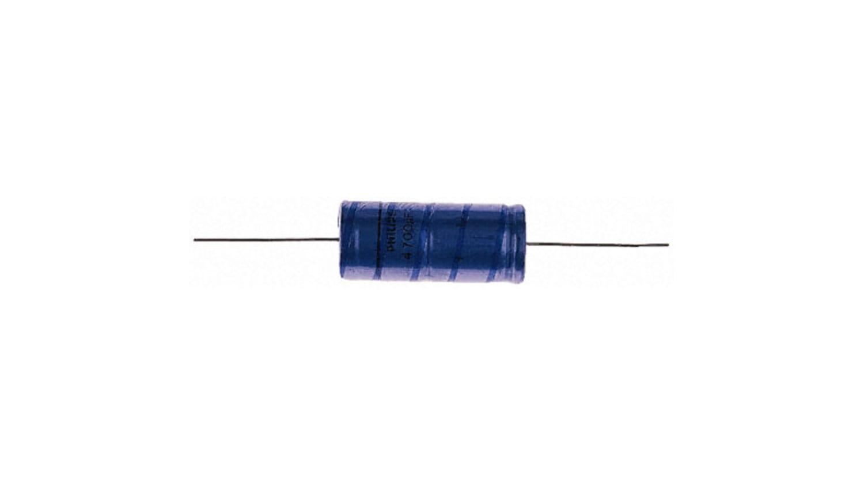 5x 22uF 100V Vishay Aluminum Electrolytic Axial Capacitor 021 20/% MAL202139229E3