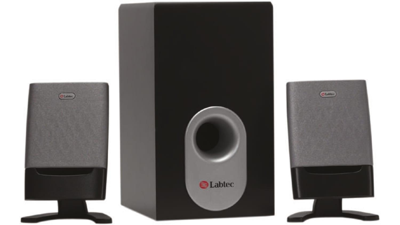 20 20   Labtec PC Lautsprecher 20W RMS, 20 Hz → 20 kHz ...