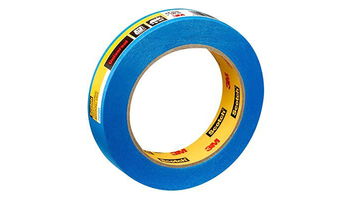 209019 3m Scotch 2090 Blue Masking Tape 18mm X 55m Rs Components