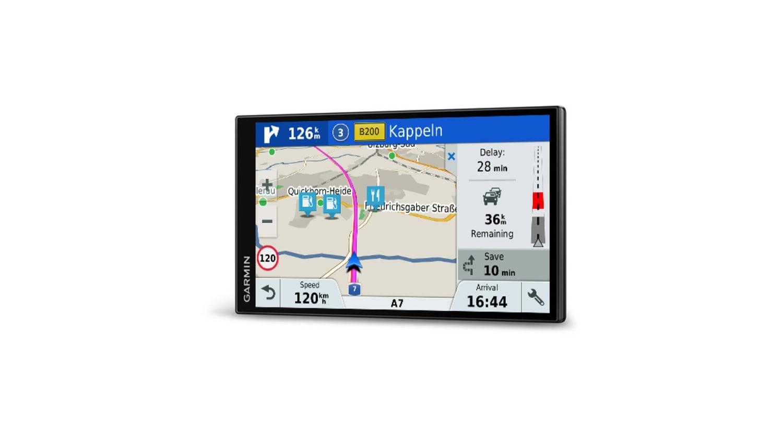 GPS Bluethooth, Garmin DriveSmart 32 LMT S, tactile, Cartes Europe