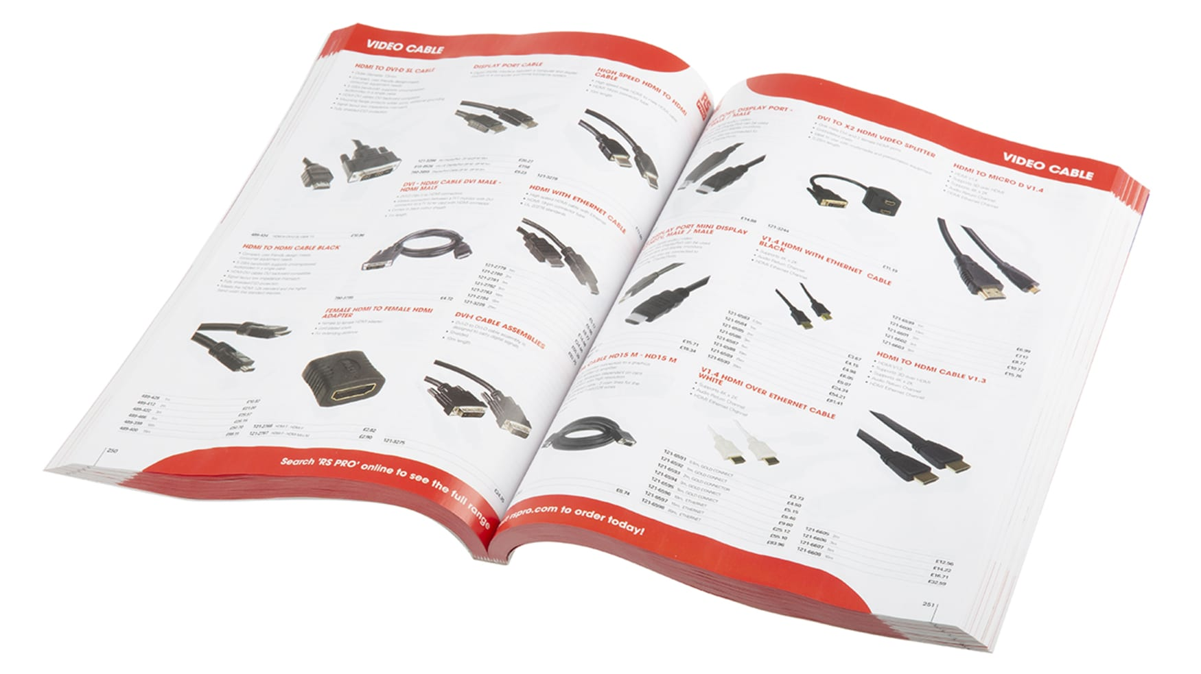 RS PRO Product Catalogue