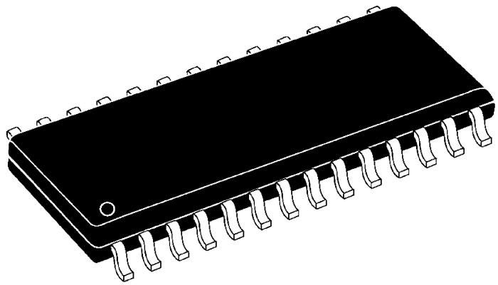 DSPIC33FJ64GP802-I//SO Microchip dsPIC33FJ64GP802-I//SO 16bit DSP 40MHz 64 kB