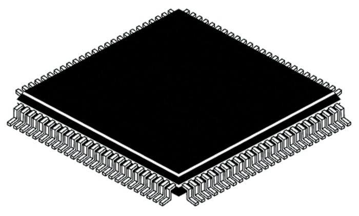 Cypress Semiconductor CY8C5267AXI-LP051 CMOS System-on-Chip
