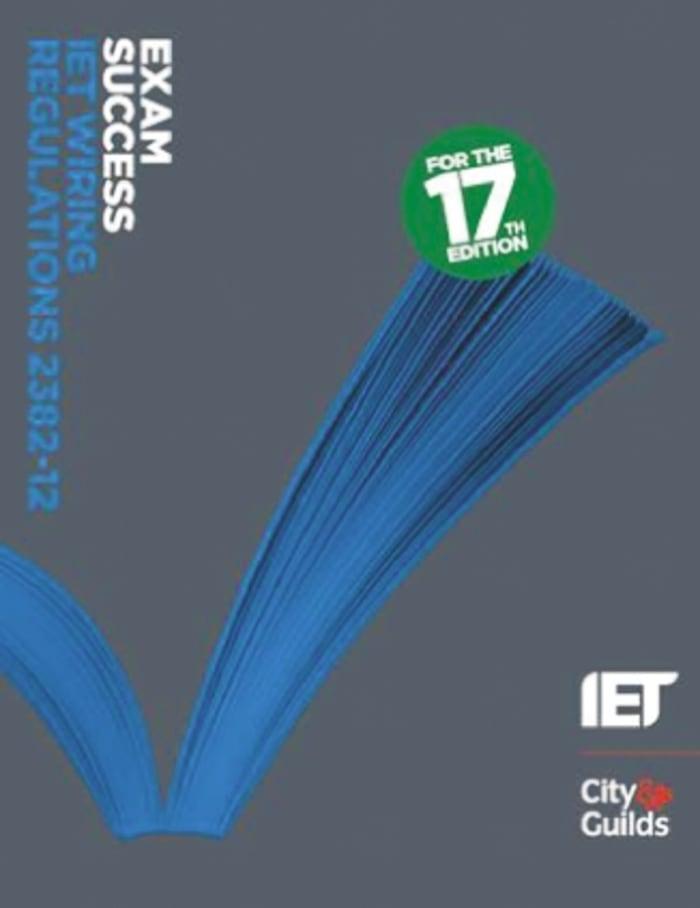978 0 85193 232 3 Iet Exam Success, Iee 17th Edition Wiring Regulations