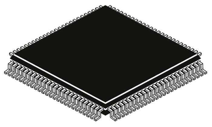 CYPRESS SEMICONDUCTOR CY8C5267AXI-LP051 32 Bit Microcontroller 100 pieces PSoC 5 Series ARM Cortex-M3 100 Pins TQFP 67 MHz 128 KB 32 KB