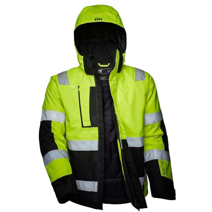 Helly Hansen Alna Winter Jacket Hi-Vis 71394