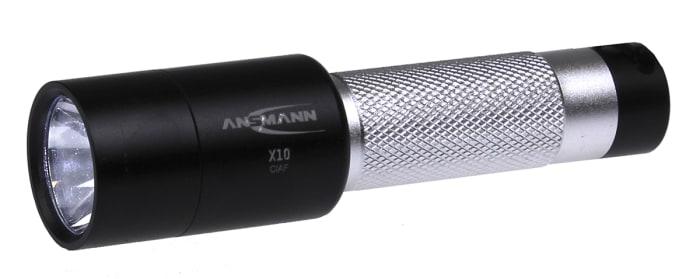 Ansmann X10 LED Taschenlampe