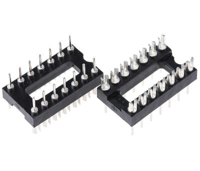 IC Sockets & Rectangular Connectors