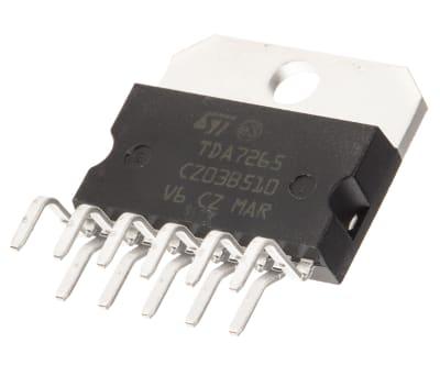 Amplifiers & Comparators