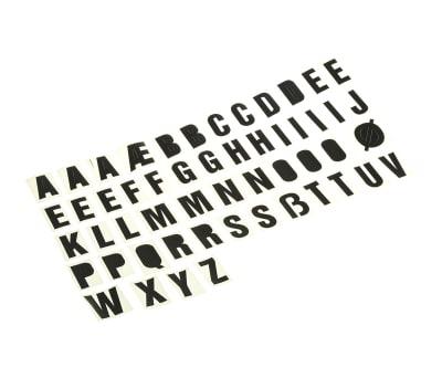 Lettering Labels
