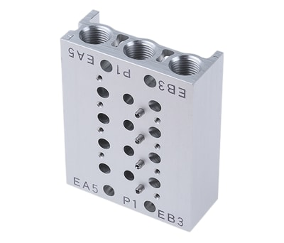 Manifold Bases, Sub Bases & End Bases for Pneumatic Control