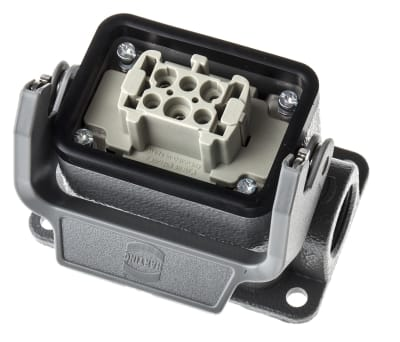 Heavy Duty Power Connectors