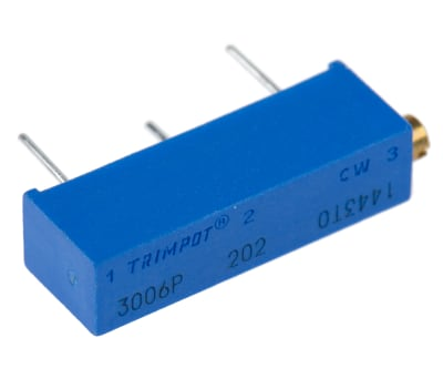 Trimmer Resistors