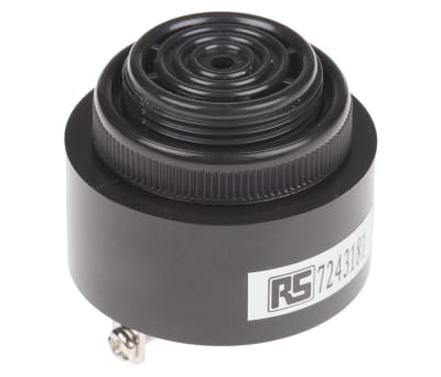 Sounder, Buzzer & Microphone Components