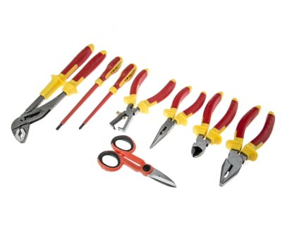 Product image for 88pc 1/2in. Socket & VDE Tool Kit