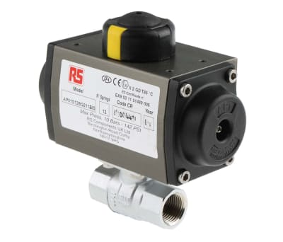 Pneumatic Operated Process Valves