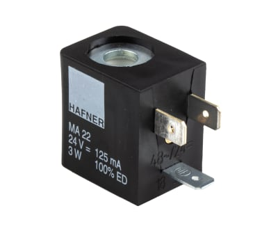 Replacement Solenoid Coils for Pneumatic Control Valves