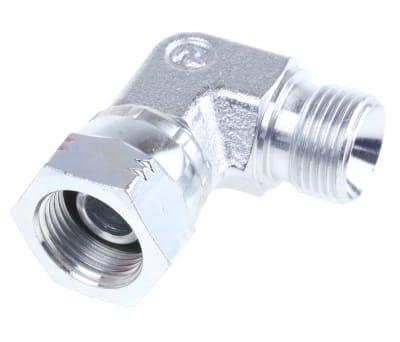 Hydraulic Elbow Threaded Adaptors