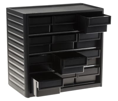 ESD-Safe Cabinets, Drawers & Inserts