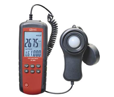 Light & Electromagnetic Radiation Measurement