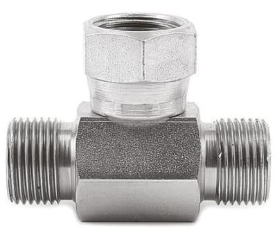 Hydraulic Tee Threaded Adaptors