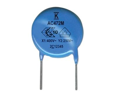 Ceramic Single Layer Capacitors