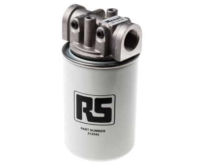 Hydraulic Spin-On Filter Cans
