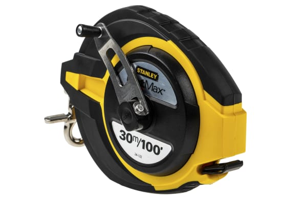 Product image for FATMAX LONG TAPE CLOSED 30M