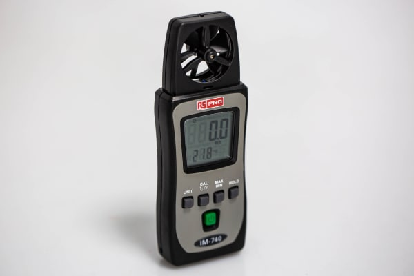 Product image for MINI POCKET AIR VELOCITY METER