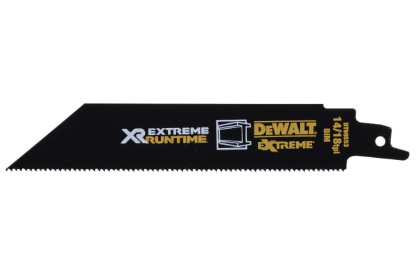 """Product image for XTREME  152MM (6"""") 14/18TPI METAL RECIP"""