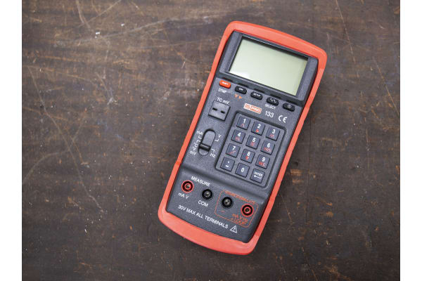 Product image for DOCUMENTING MULTIFUNCTION CALIBRATOR