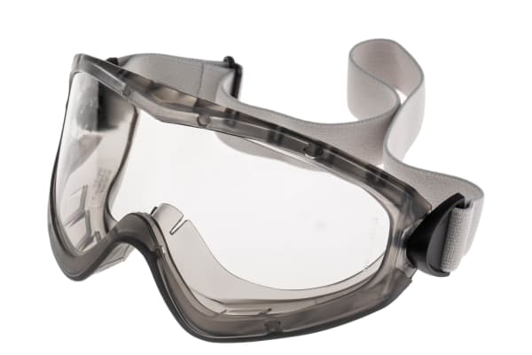 Product image for 3M SAFETY GOGGLES CLEAR 2890S