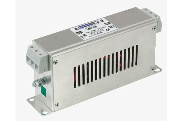 Product image for 3 PHASE INDUSTRIAL MAINS FILTER 520V 50A