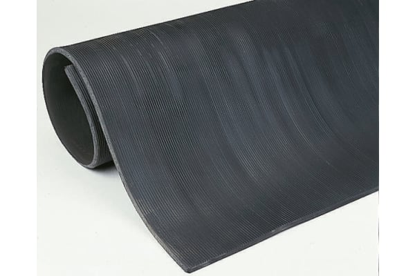 Product image for COBA Anti-Slip COBASwitch Electrical Safety Mat 15000V BS921/1976 900mm x 1m x 9mm
