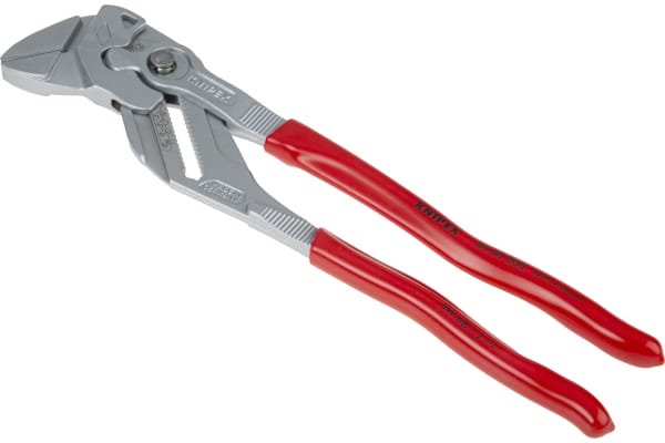 Product image for KNIPEX PLIER WRENCH,300MM L 0-60MM JAW