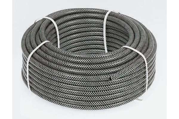 Product image for ANTISTATIC AIR HOSE,BLACK 30M L 13MM ID