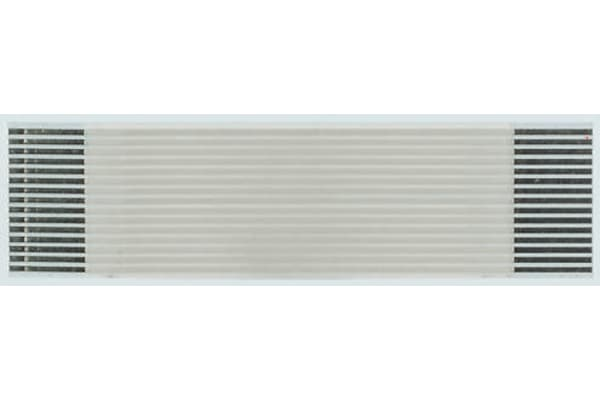 Product image for 0.5mm Premo-Flex FFC Jumper 20 way 152mm