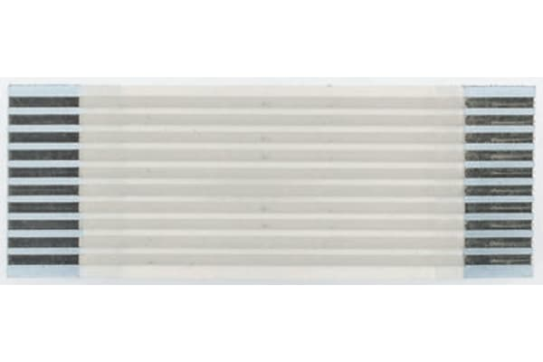 Product image for 1.0mm Premo-Flex FFC Jumper 20 way 50mm