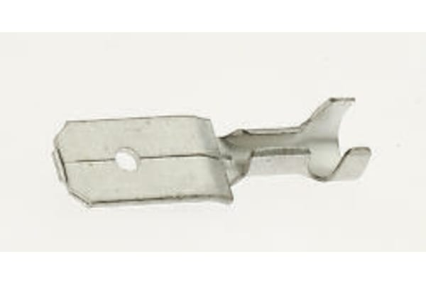 Product image for CRIMP TERM MALE 250 20-14 AWG LOOSE