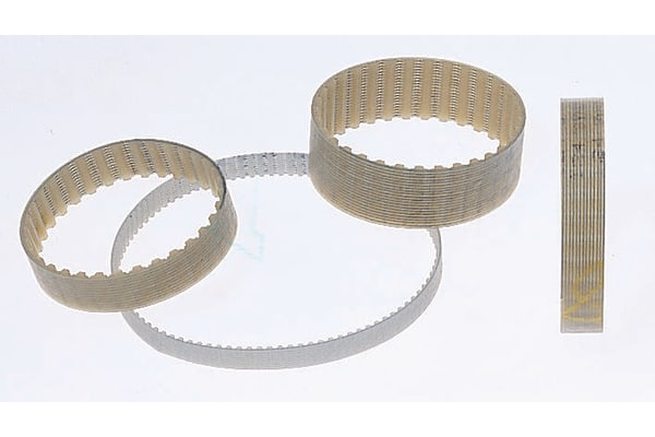 Product image for Contitech 10 / T5 / 420 SS, Timing Belt, 84 Teeth, 420mm 10mm