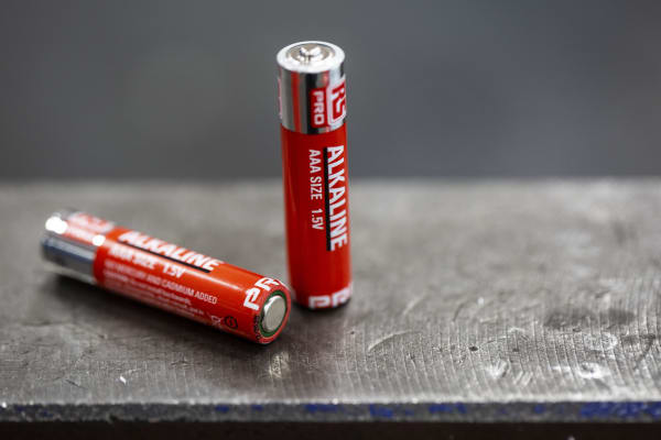 Product image for RS AAA ALKALINE BATTERY 100 PACK