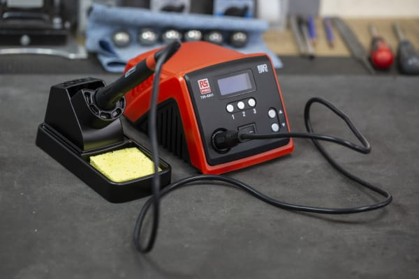 Product image for SOLDERING STATION AT90DH