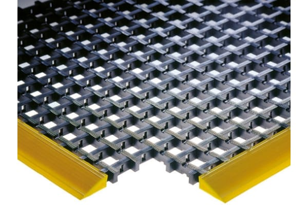 Product image for COBA Workstation Individual PVC Anti-Fatigue Mat x 900mm, 1.2m x 12mm